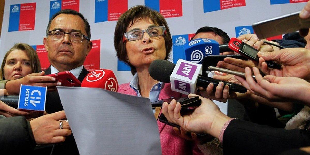 Quintero y Puchuncaví exigen soluciones permanentes: gobierno ordenó suspensión de faenas de las empresas