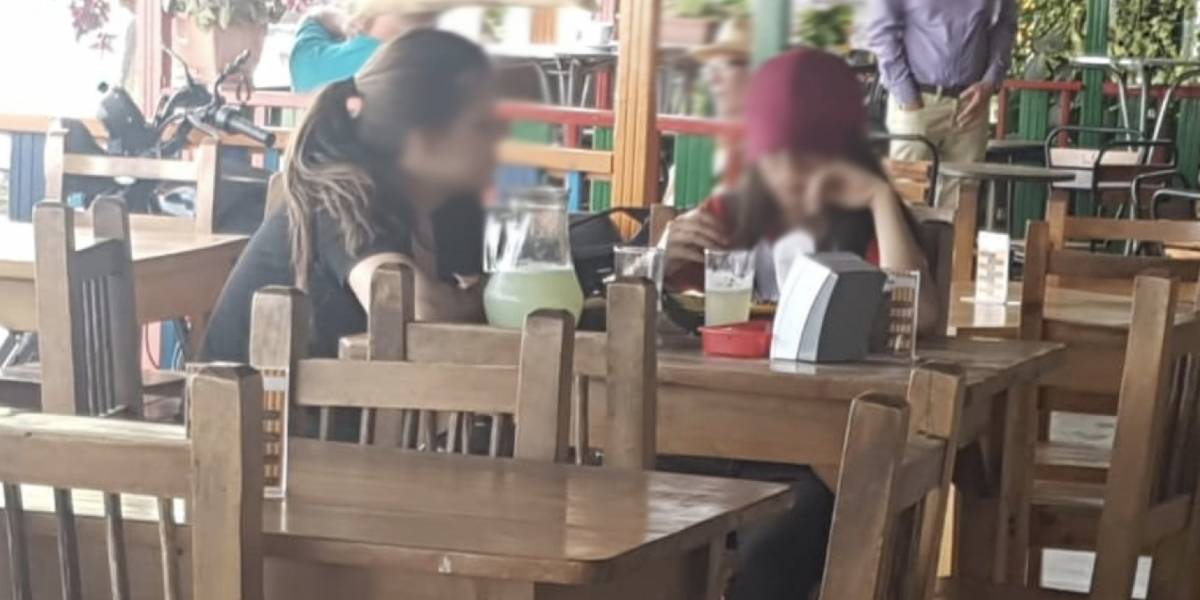 Papá de menor hallada en Guatapé insiste en que la desaparición es culpa de 'Momo'