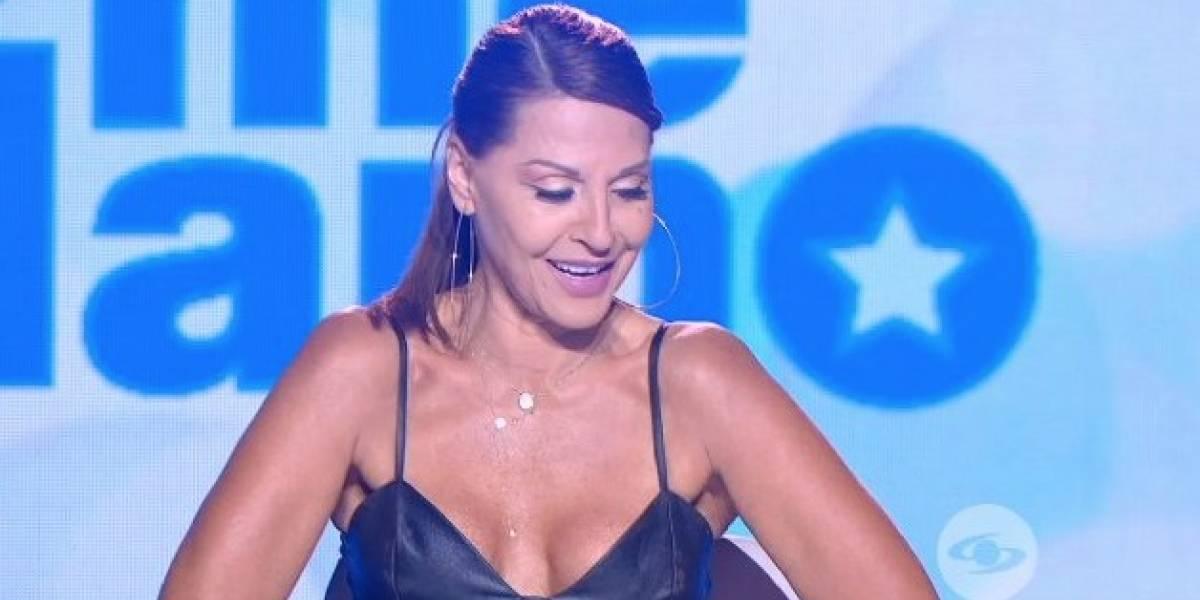 Ricky Martin en 'Yo me llamo' hizo llorar de la risa a Amparo Grisales