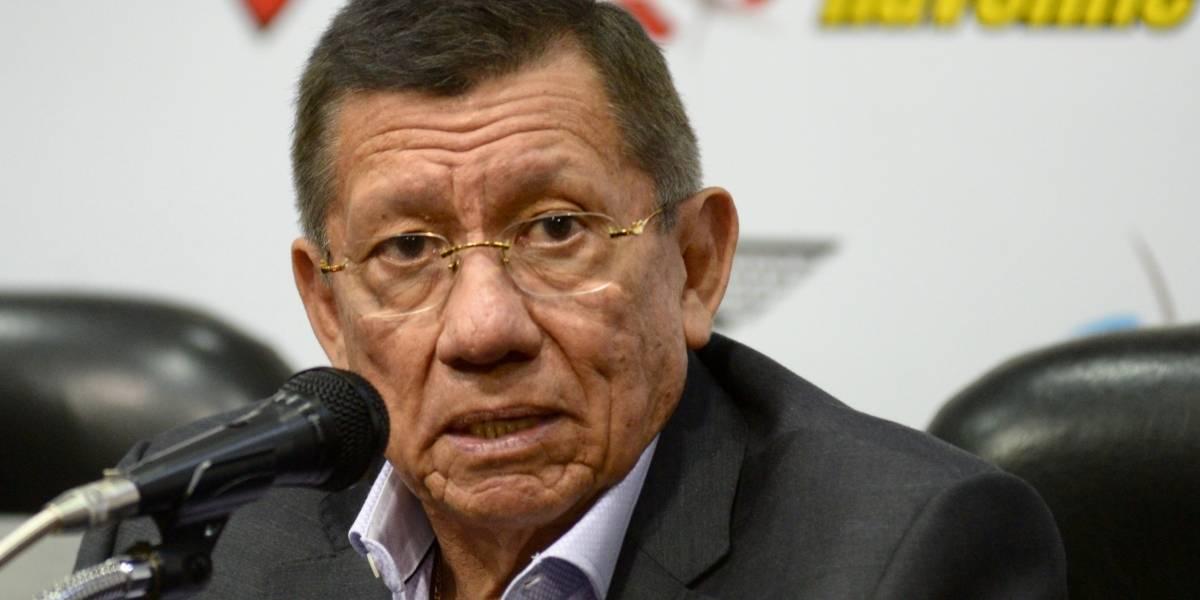 Carlos Villacís advierte a clubes que no participen de la Copa Ecuador