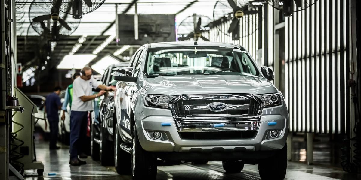 Pacheco celebra: la planta de Ford en Argentina cumple 57 años