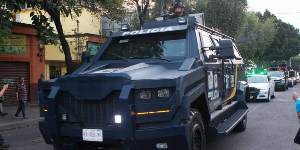 Los puntos más peligrosos de la Ciudad de México