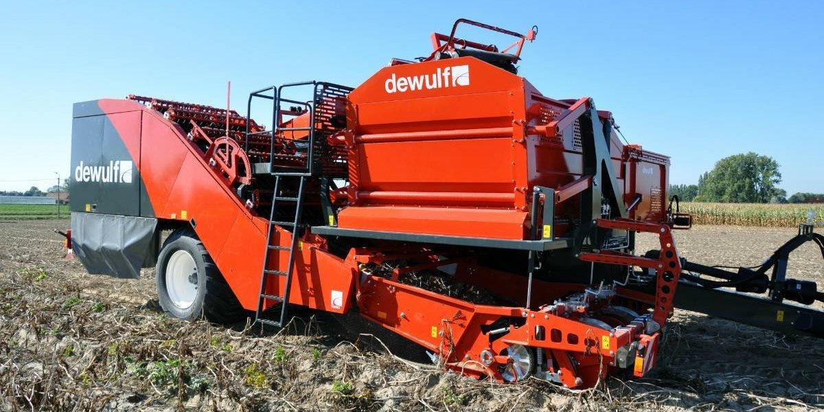 Dewulf, la nueva marca que se suma a DercoMaq