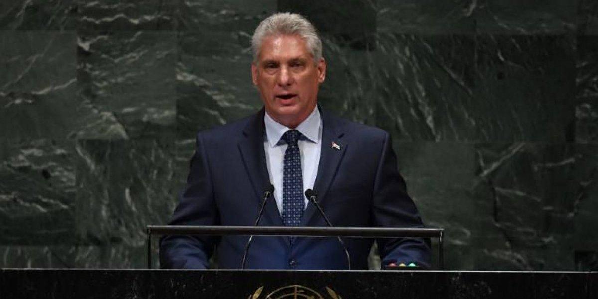 """Cuba en la ONU: """"Somos la continuidad, no la ruptura"""""""