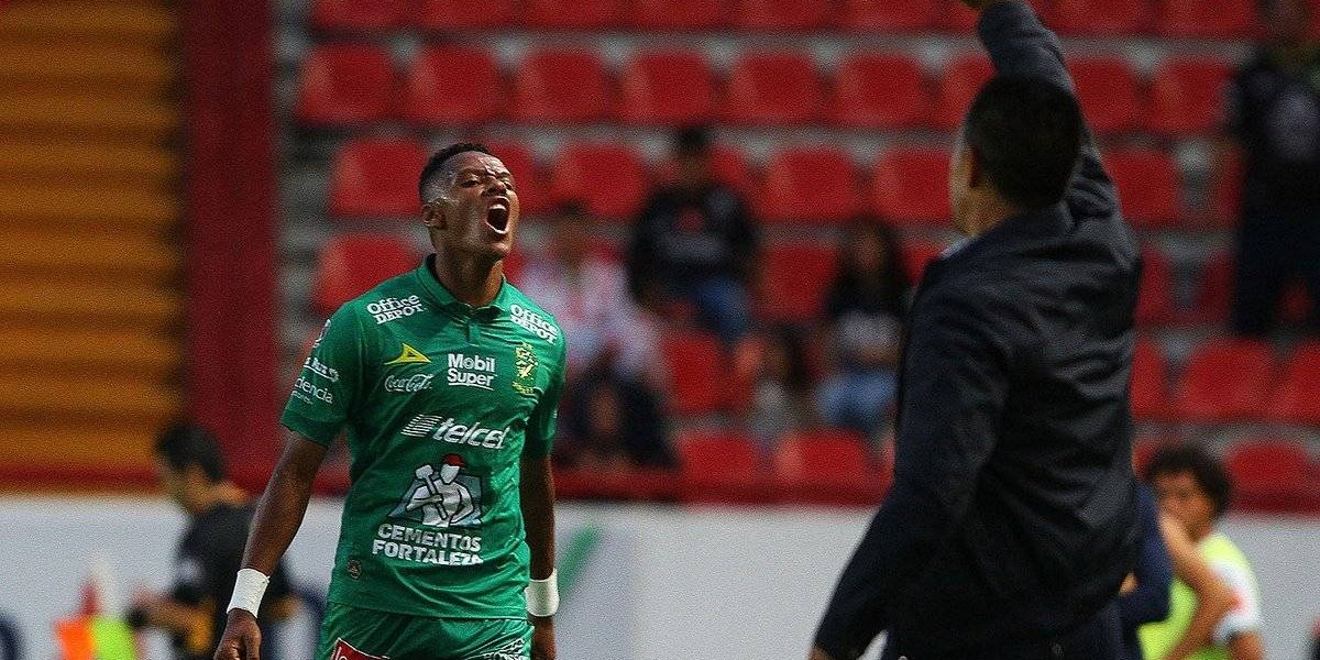 Necaxa pierde ante León y deja vacante la Copa MX