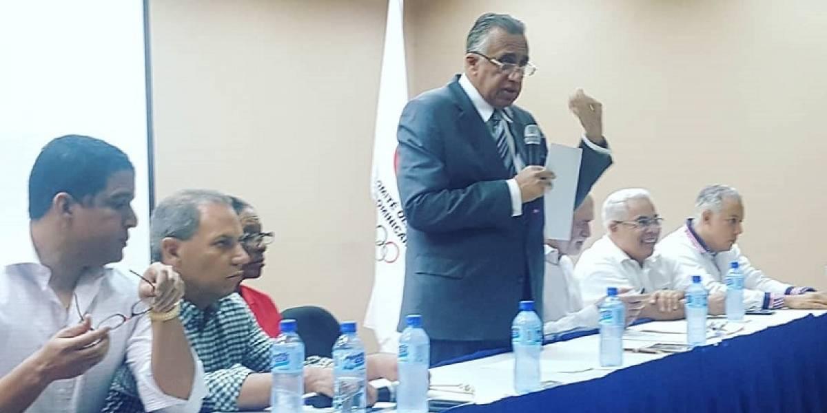 Asamblea del COD aprueba presupuesto de 67 millones para 2019