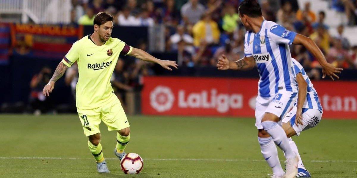 Messi cumple 700 partidos con el Barcelona
