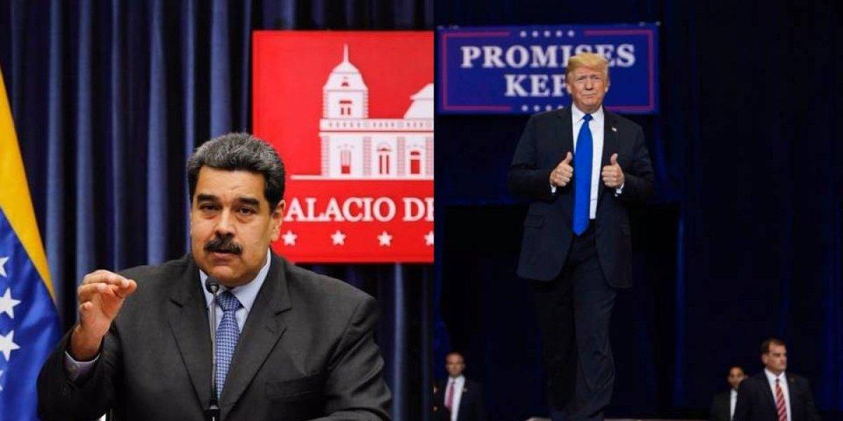 Trump afirma que está dispuesto a conversar con Maduro en la ONU