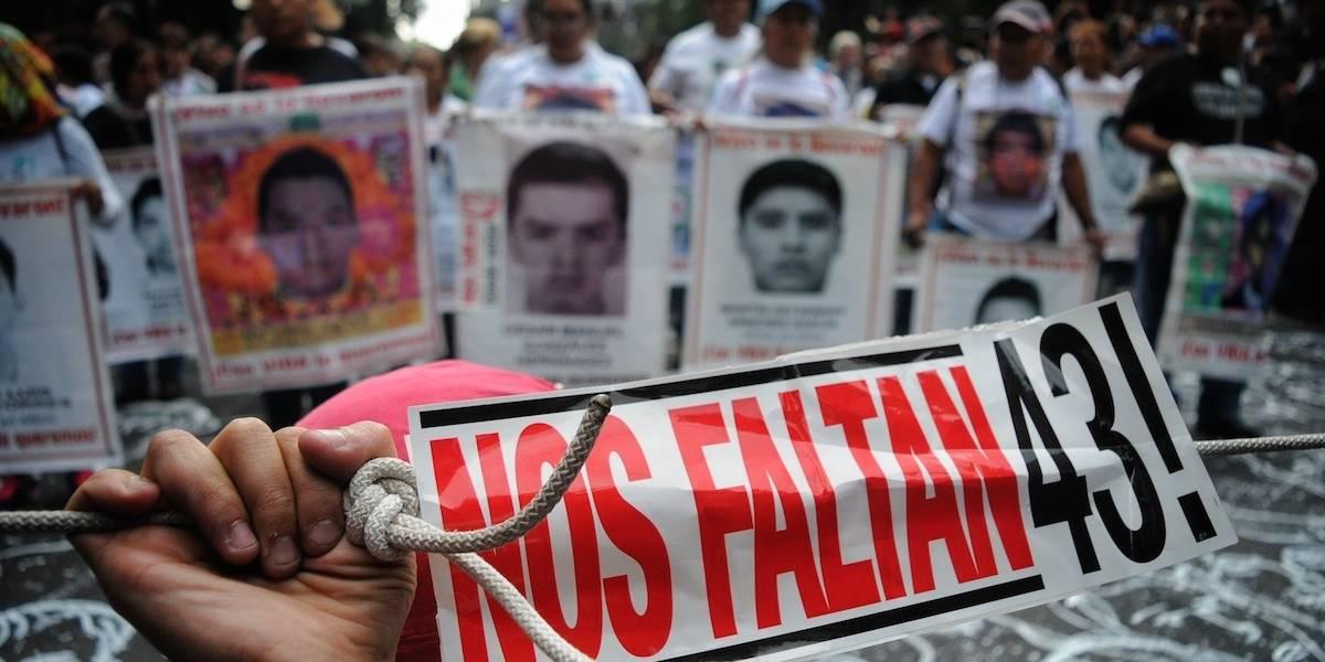 Esto es lo que ha pasado del caso Ayotzinapa