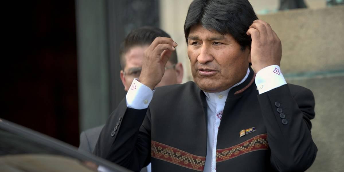 """¿Al fin olvidará la costa chilena? Puerto peruano declara a Evo Morales """"huésped ilustre"""""""
