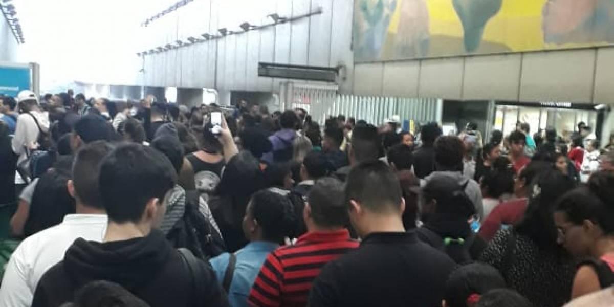 Falhas afetam circulação de três linhas do metrô