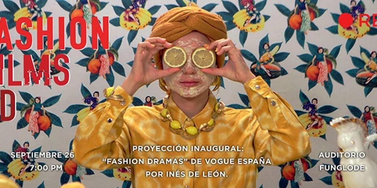 """DGCINE y Cinemateca presentan tercera edición de """"Fashion Films RD 2018"""""""
