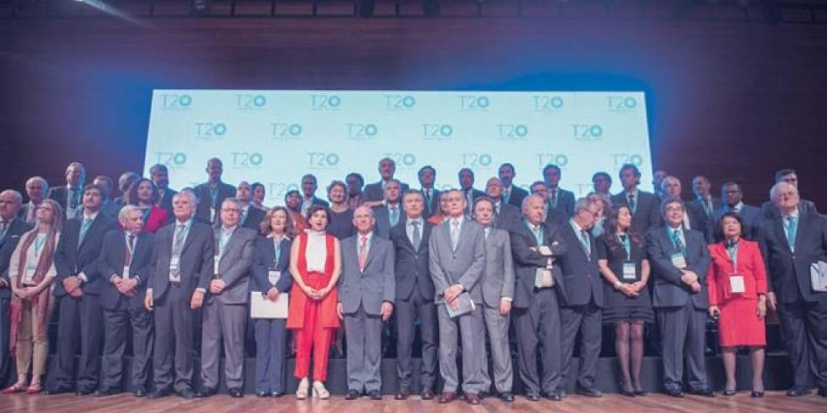 Funglode se convierte en la primera entidad dominicana en ingresar al T20, grupo asesor del G20