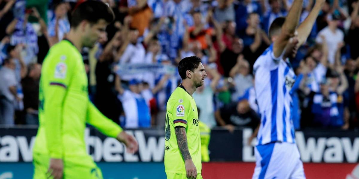 La increíble racha invicta de Messi llegó a su fin sin poder superar a Iniesta