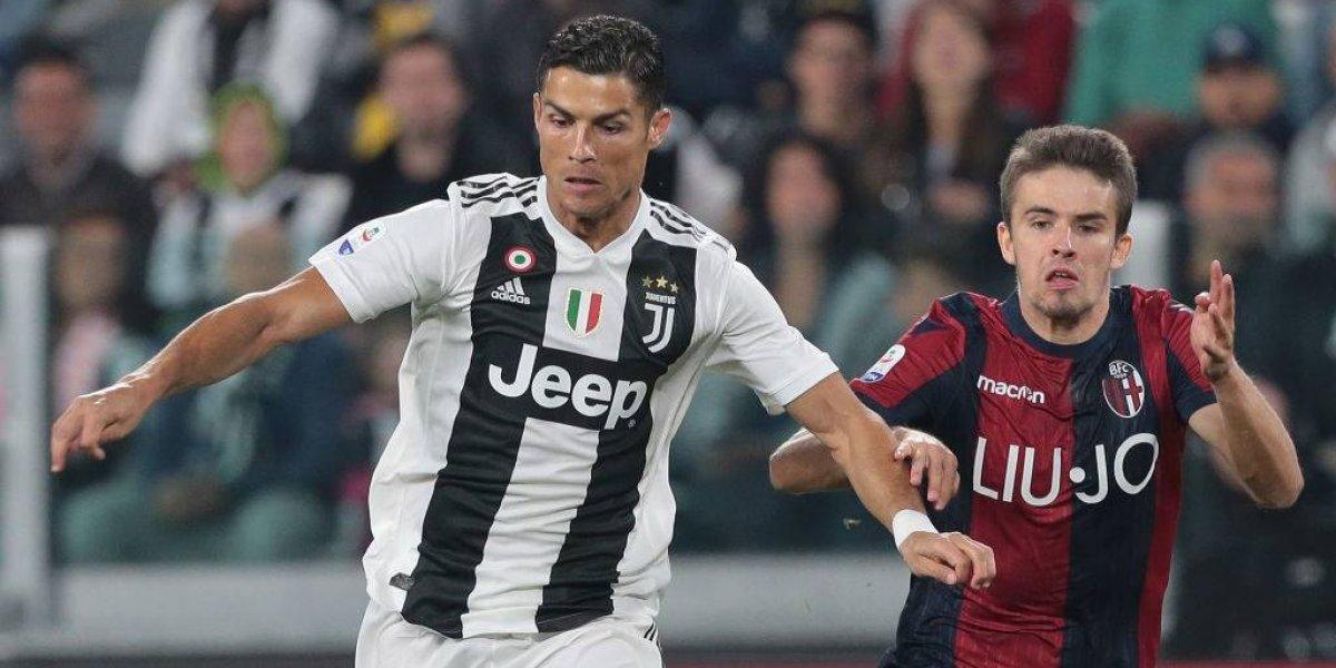 Juventus no necesita los goles de Cristiano para seguir ganando en el Calcio italiano