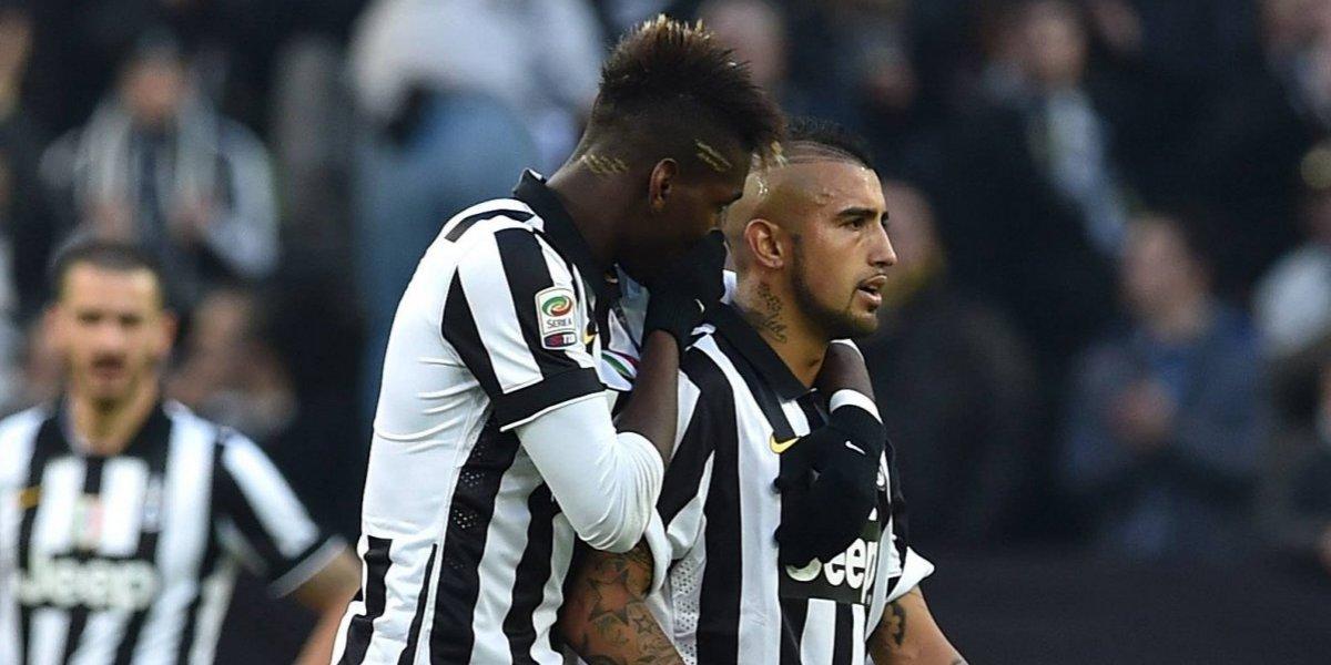 ¿Se complica Vidal? La tensión con Mourinho tiene a Pogba muy cerca del Barcelona