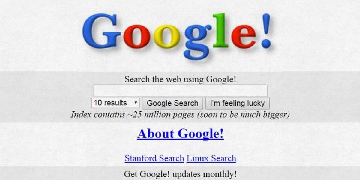La evolución de Google en sus 20 años de historia: ¿Cómo era Internet sin sus servicios?