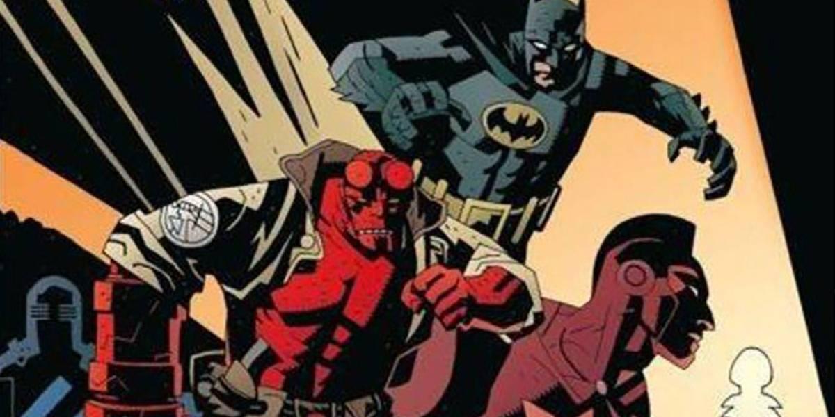HQ: Grandes Encontros tem crossovers da DC Comics e outros universos