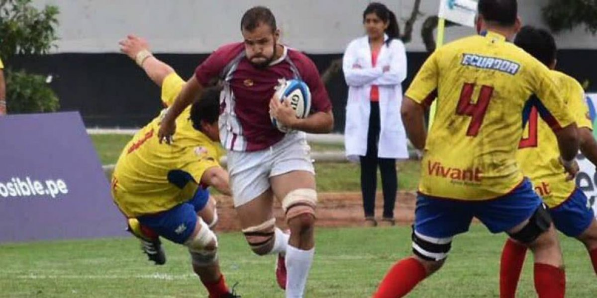 Guatemala niega visa a selección venezolana de rugby