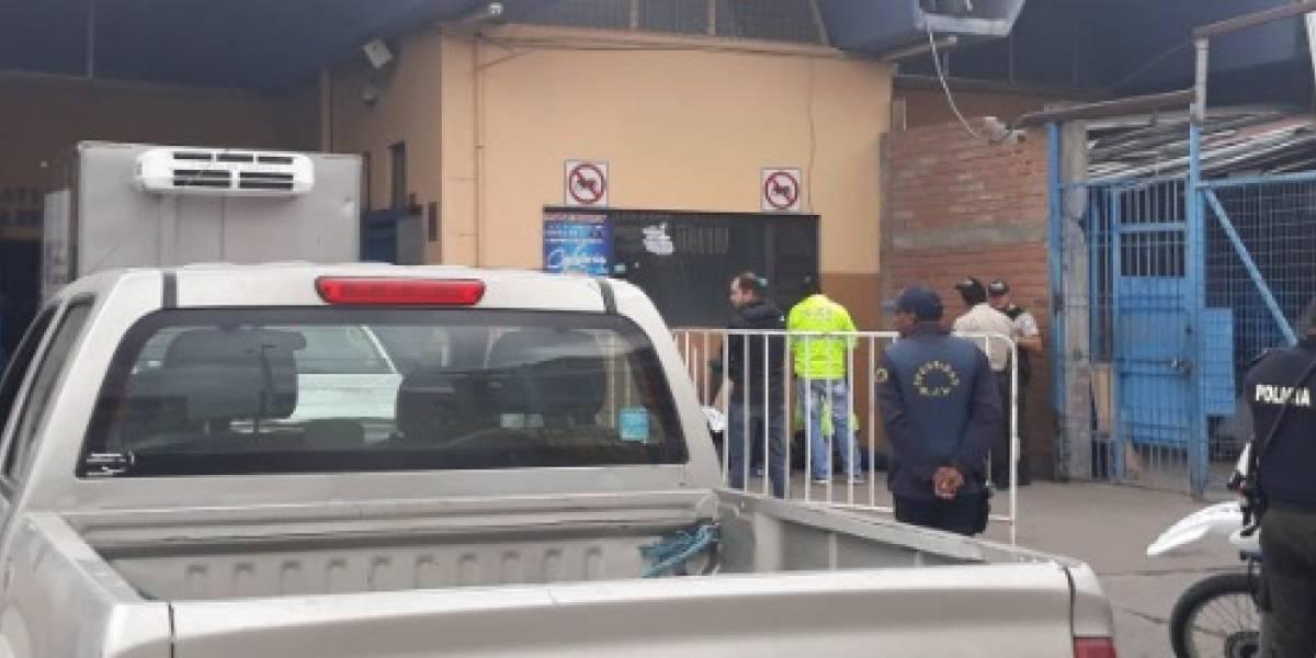 Un ciudadano falleció en el Terminal Terrestre de Cuenca