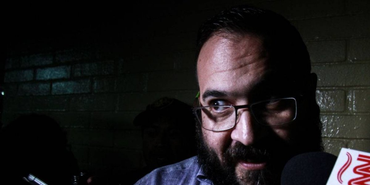 Javier Duarte es sentenciado a 9 años de cárcel