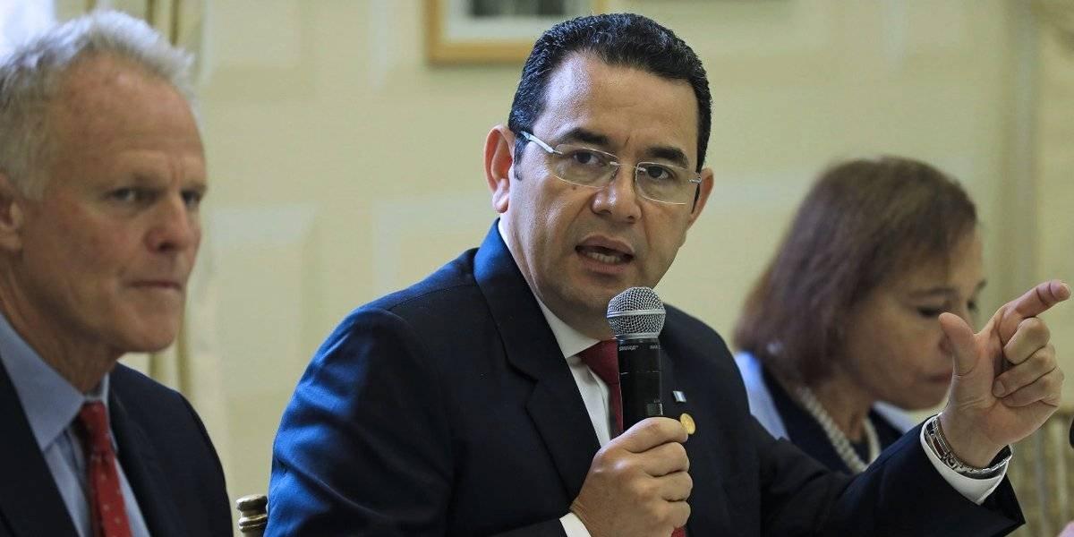 Guatemala ha capturado a 100 terroristas de ISIS, dice Morales