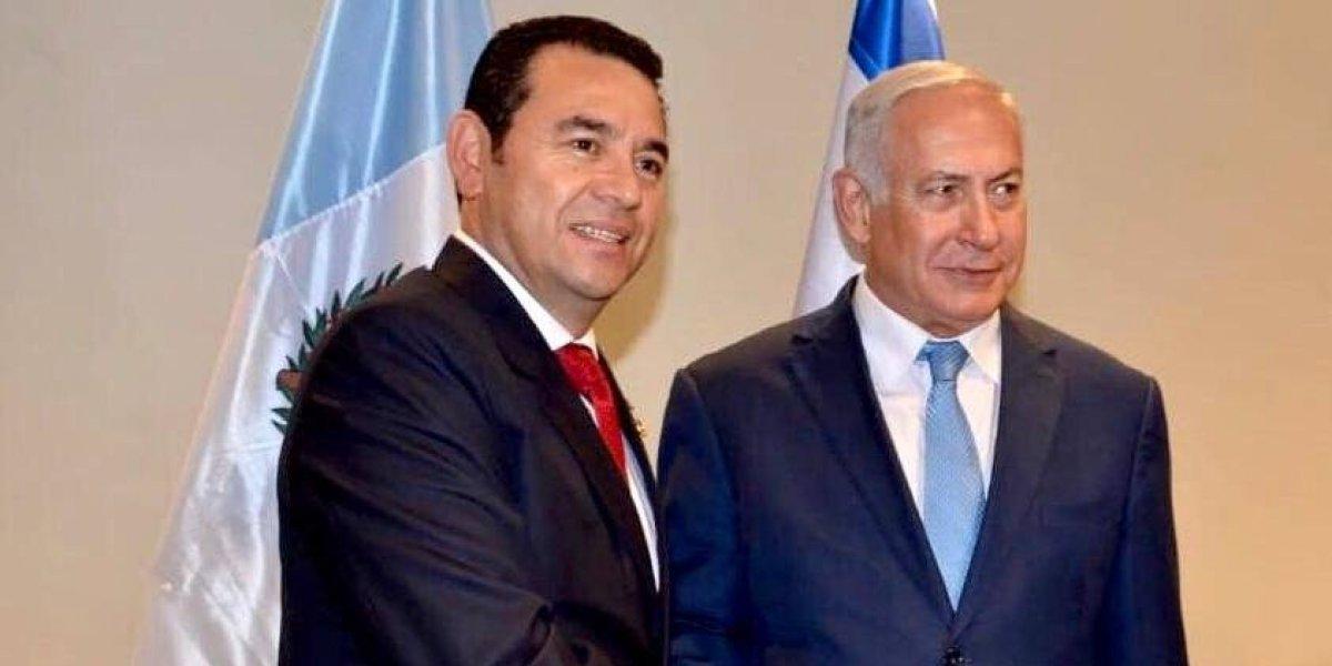 Presidente Morales y primer ministro Netanyahu dialogan sobre cooperación entre Estados