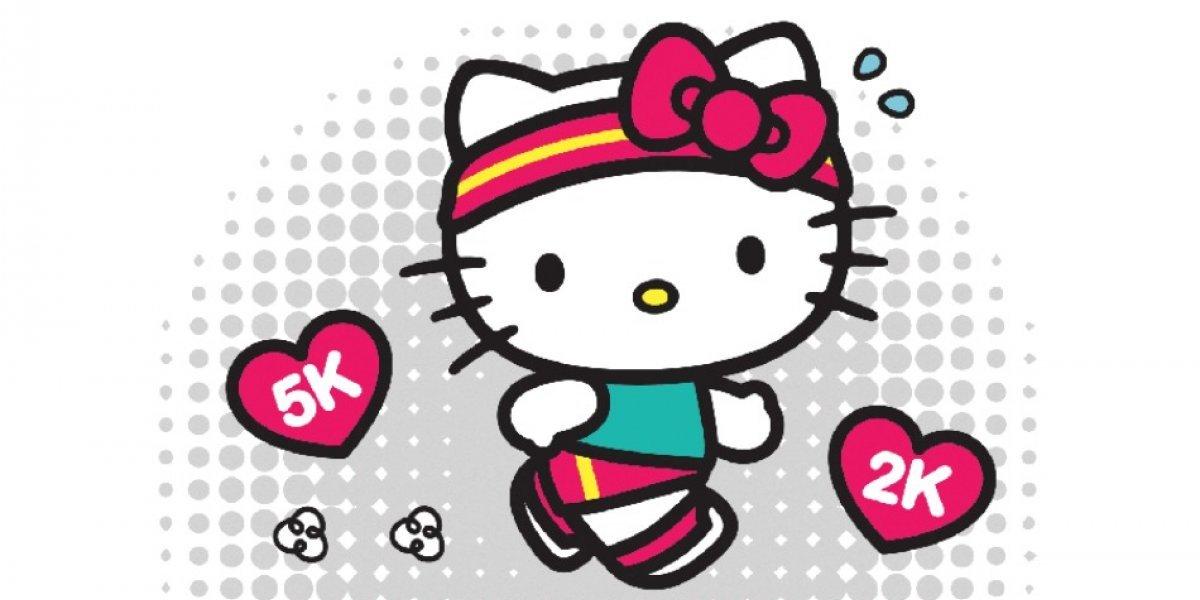 Prepárate para la carrera Hello Kitty en la CDMX