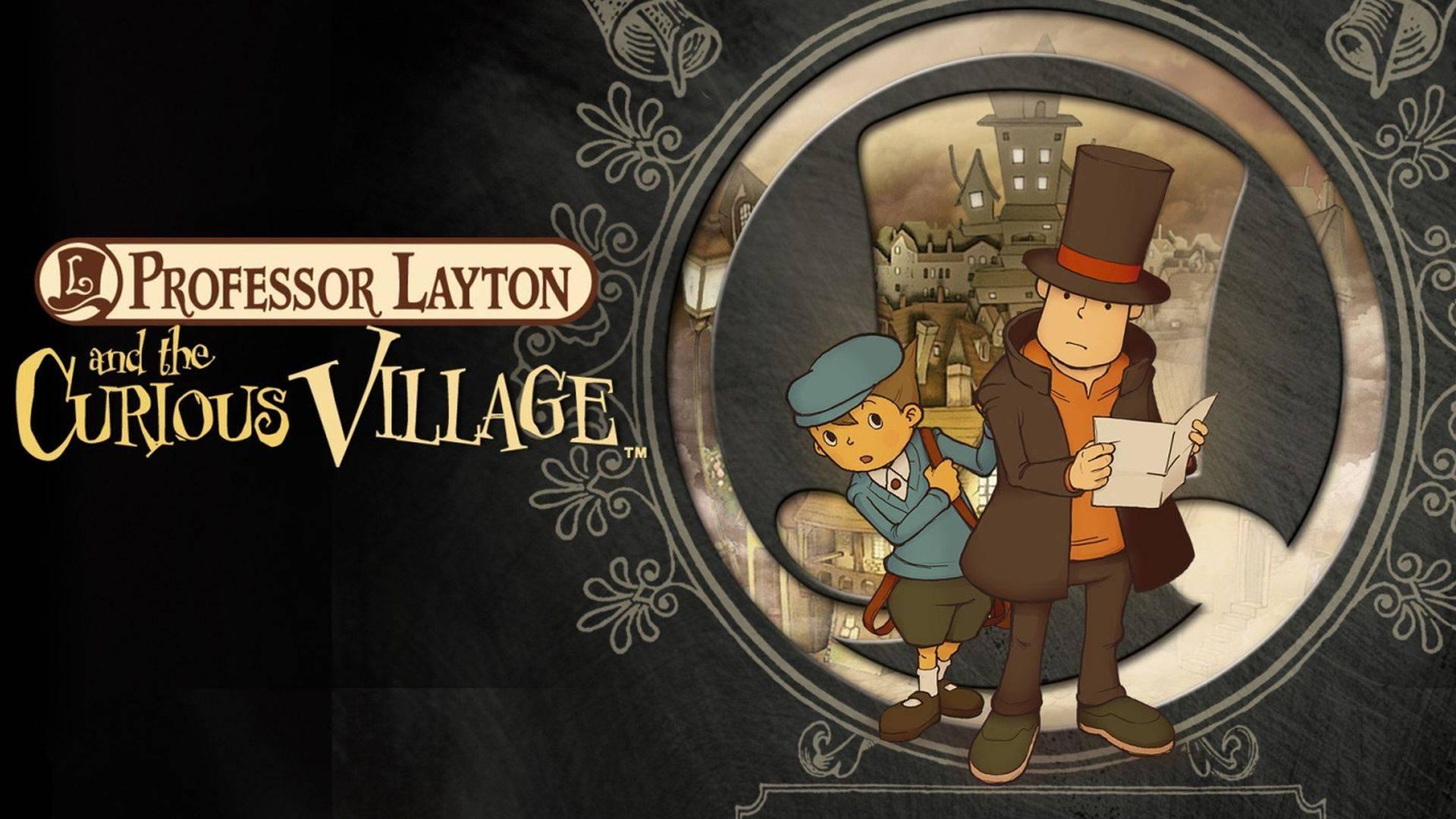 Professor Layton and the Curious Village llega en versión para iOS y Android