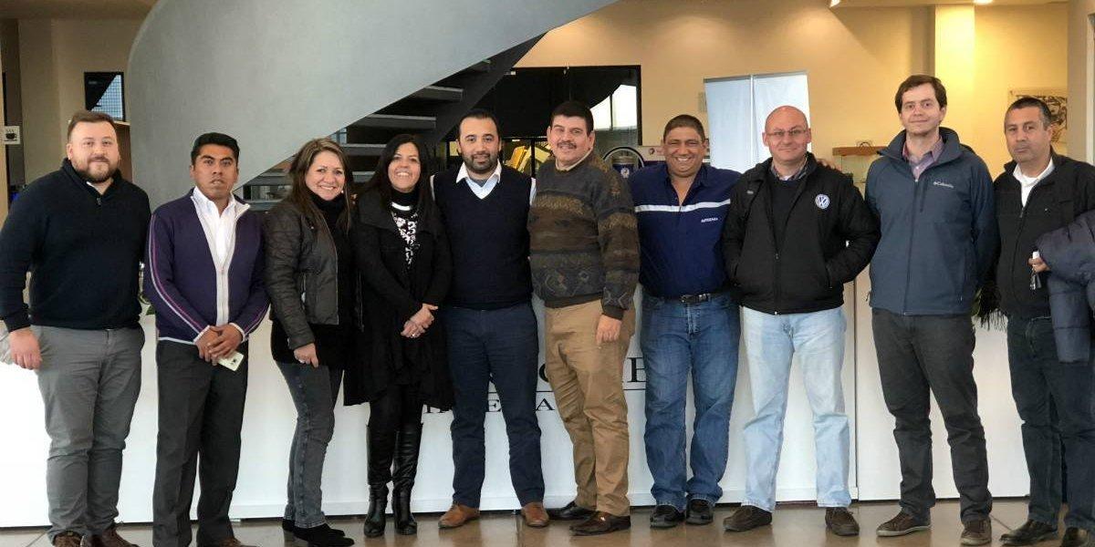 MAN y Volkswagen Camiones hacen capacitación latinoamericana en Chile