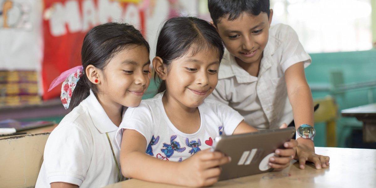 ProFuturo, el programa que busca ayudar a los niños a adaptarse a la era digital
