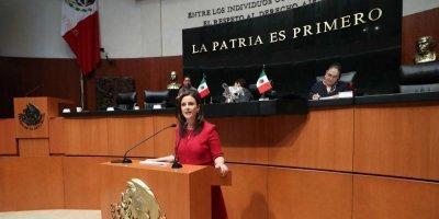 #Política Confidencial senadora poblana duda de legitimidad del recuento de votos