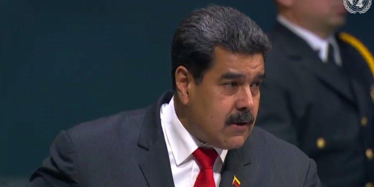 Maduro acepta desafío de Trump: dijo que está dispuesto a reunirse no sin antes culparlo de la crisis de Venezuela
