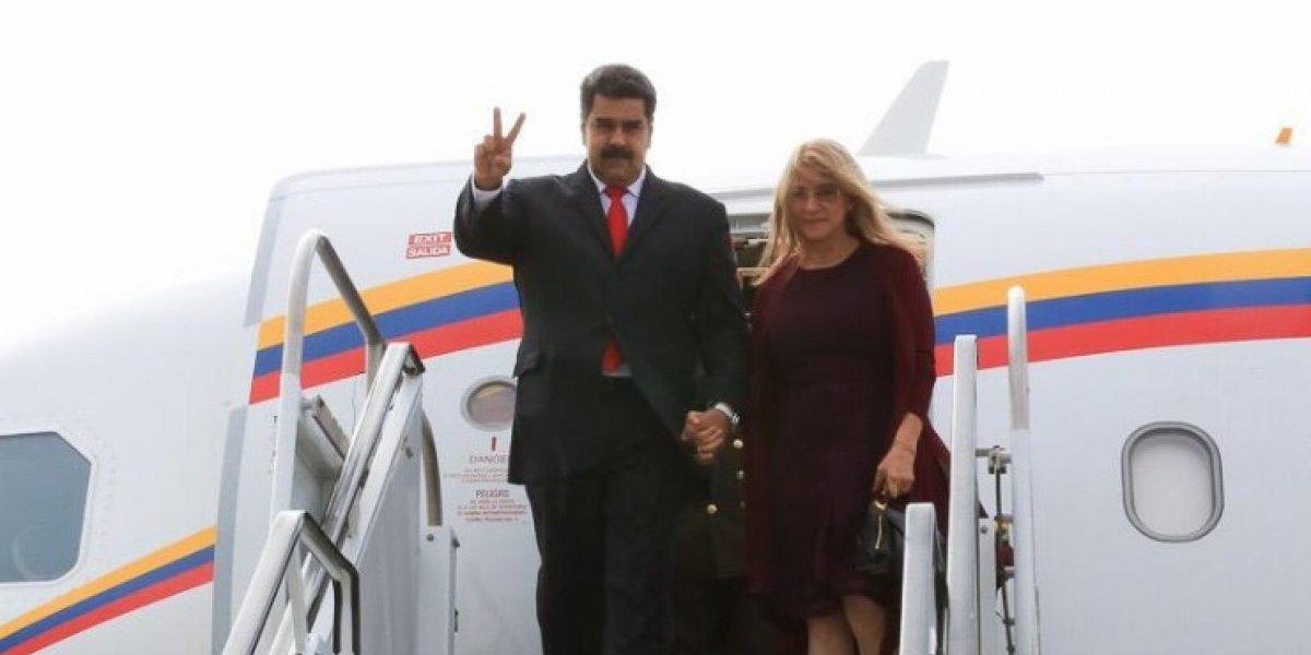 Nicolás Maduro vuelve a pisar suelo de EEUU luego de tres años sin participar de reuniones ONU