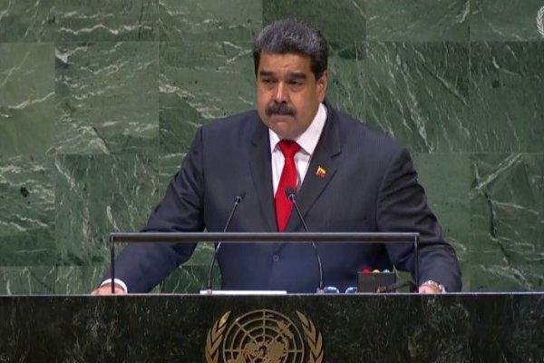 Nicolás Maduro le echó la culpa a Chile otra vez