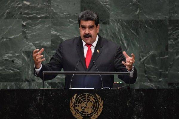 Nicolás Maduro en las Naciones Unidas