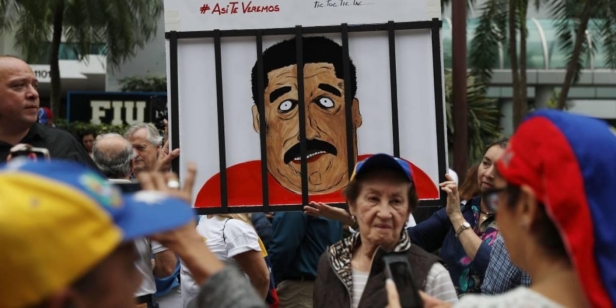 6 países piden a la Corte Penal Internacional investigar a Venezuela