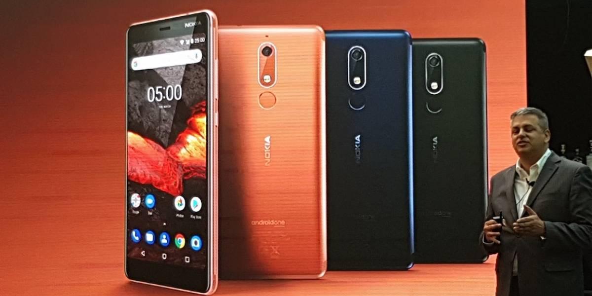 Nokia trae a México celulares con dos días de batería