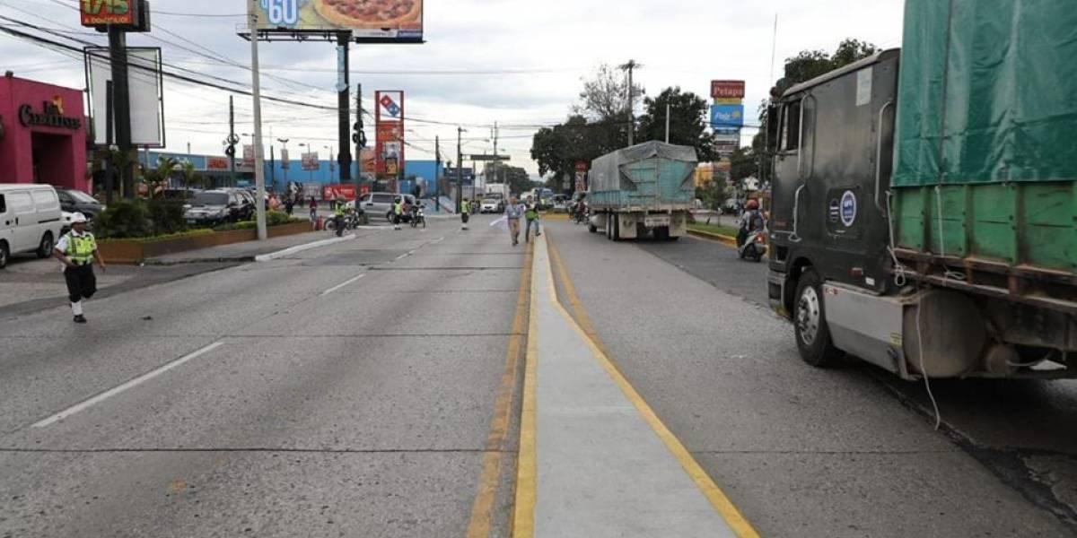 Municipalidad evalúa construcción de dos pasos a desnivel en Avenida Petapa