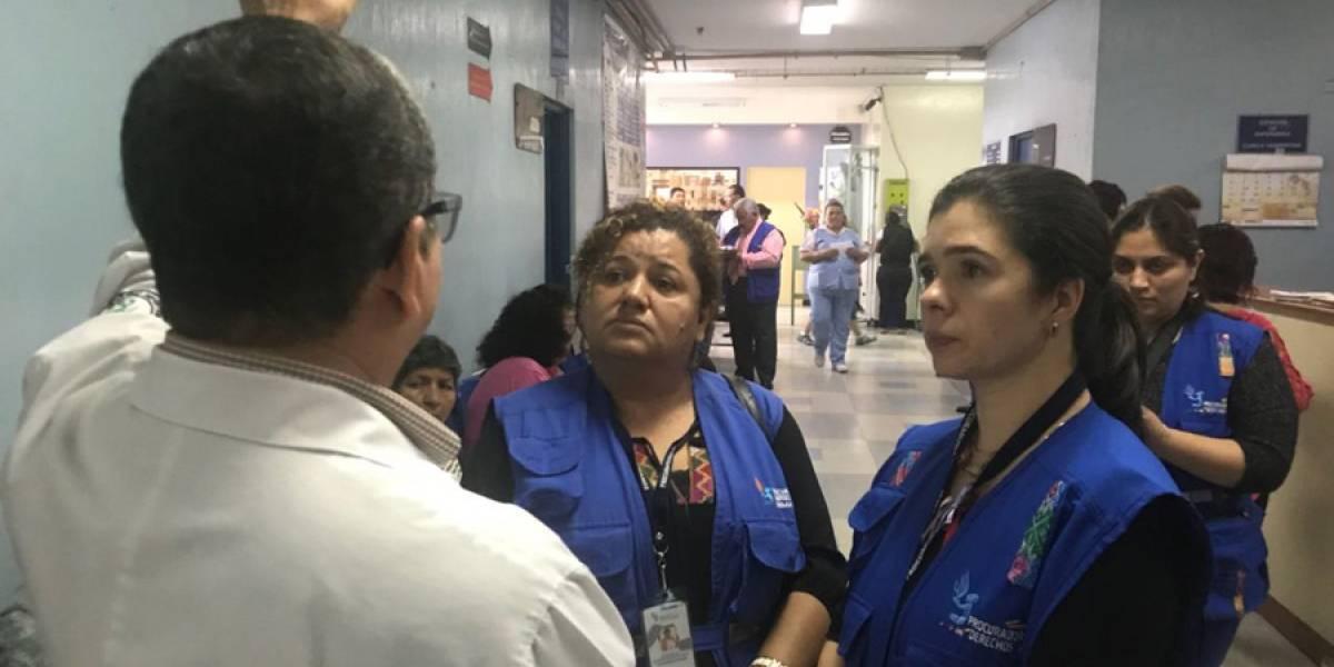 CSJ otorga amparo provisional para garantizar atención en pediatría del San Juan de Dios