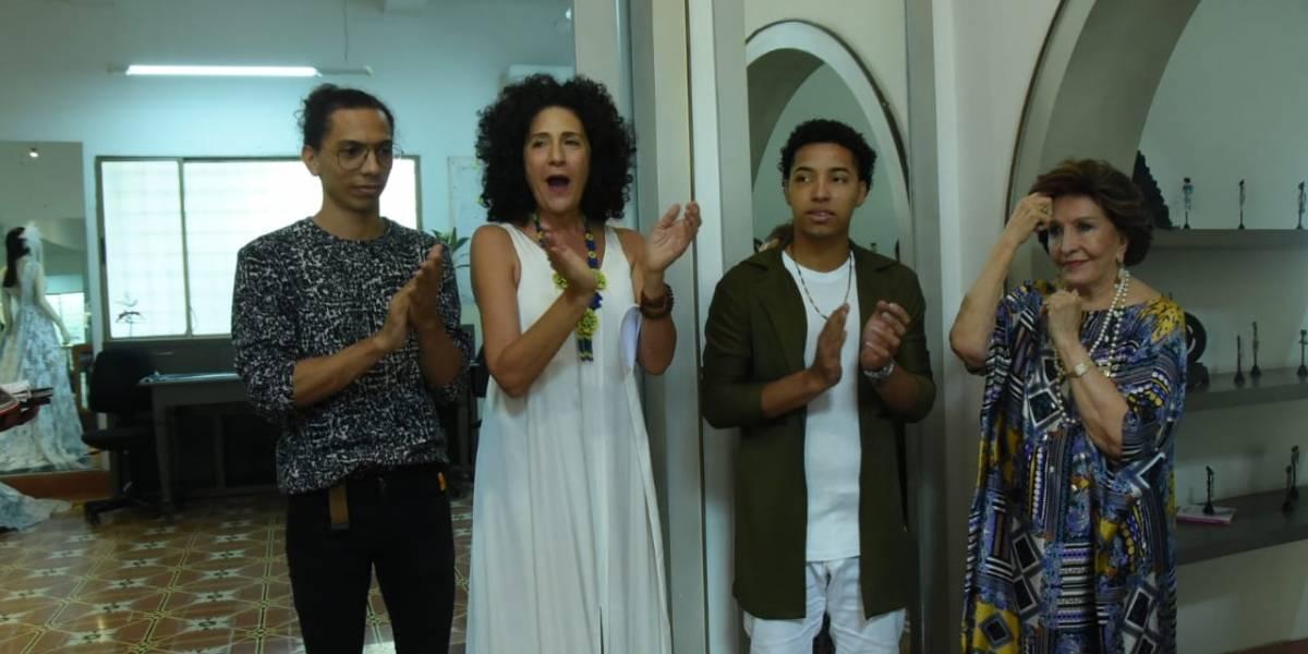 Taller de moda de Judy Hazbún: Plataforma para jóvenes diseñadores en Barranquilla