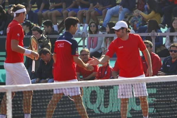 Se sorteó la Copa Davis 2019