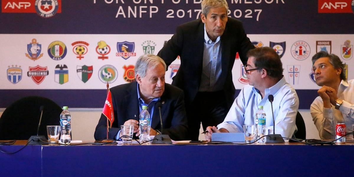 Elecciones ANFP: Clubes se reunieron con el objetivo de que los indecisos voten por la reelección de Salah