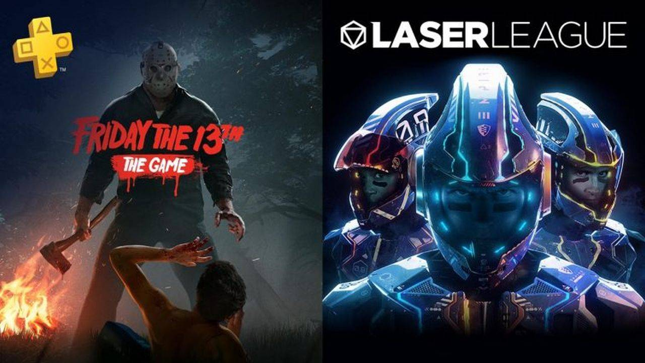 Friday The 13th Y Laser League Entre Los Juegos Gratuitos De