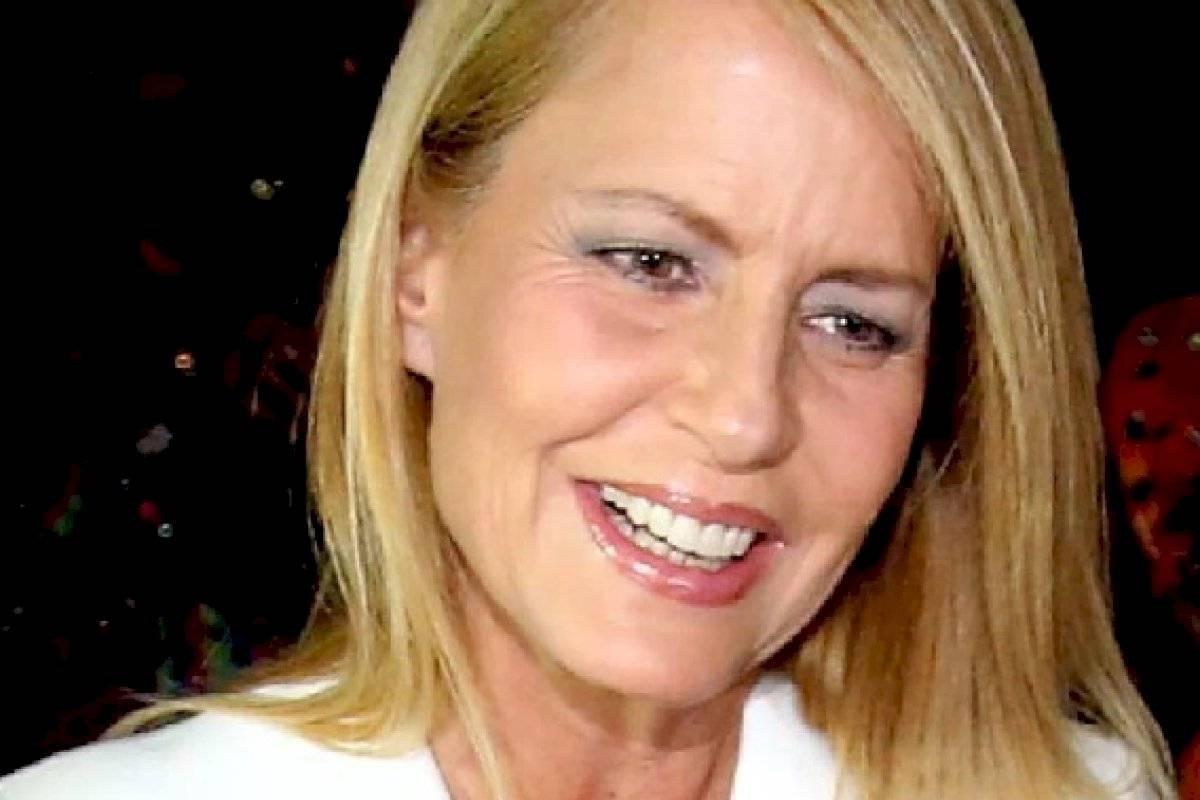 Cecilia Bolocco sobre la recuperación de Máximo: Ha