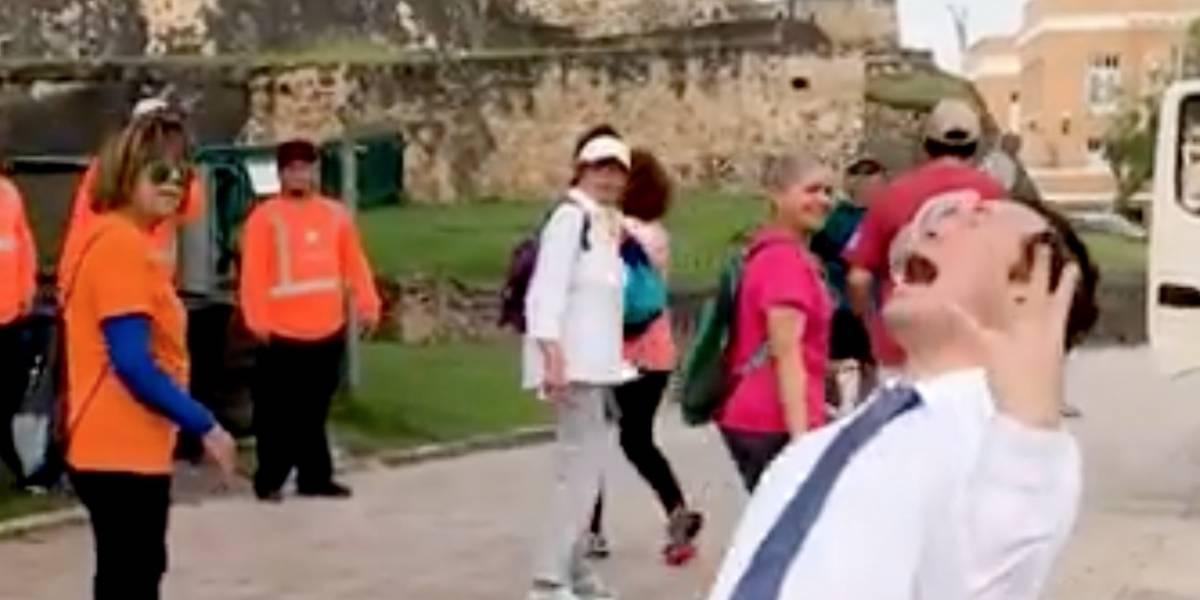 Sale video de QPark en Puerto Rico