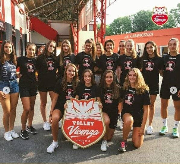 Instagram: volleyvicenza