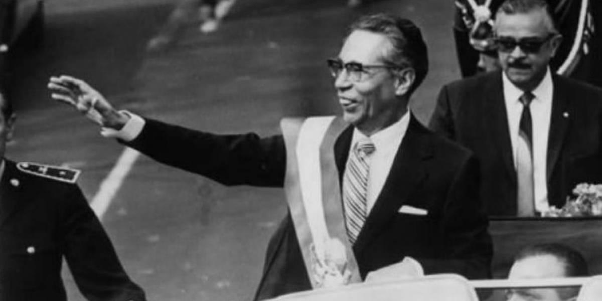 Las frases de Díaz Ordaz que advertían la matanza del 68