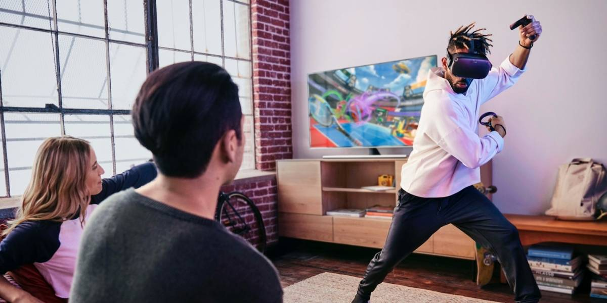 Facebook lanza el nuevo visor de realidad virtual Quest