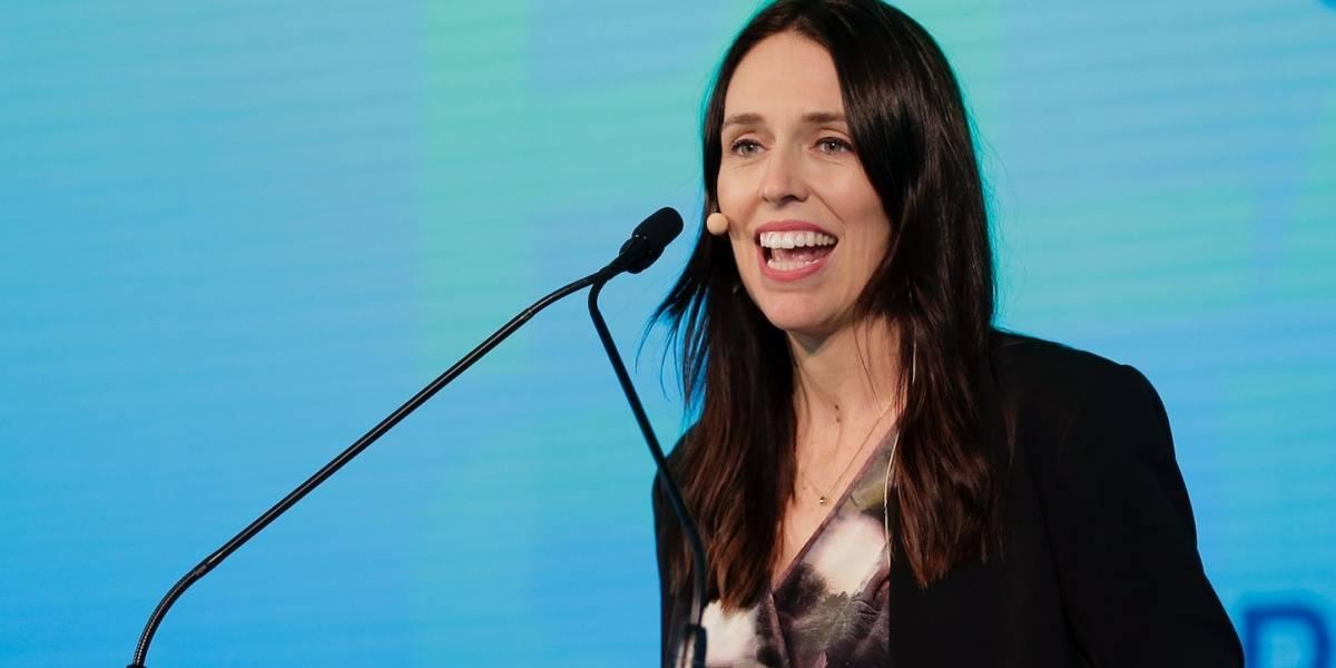 Premier de Nueva Zelanda lleva a su bebé a Asamblea de ONU